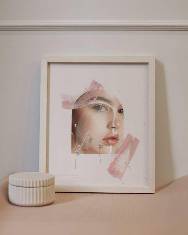 Delicate Blush – 1/1