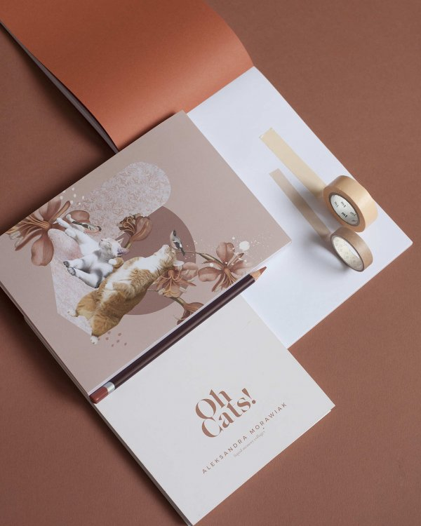 Oh Cats! – NOTES A5